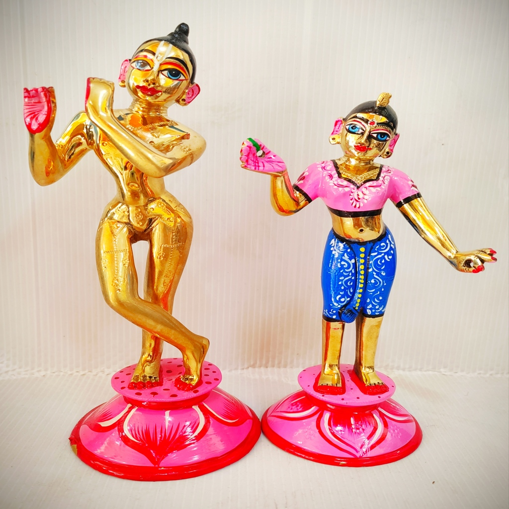 Radha krishna Little big Size
