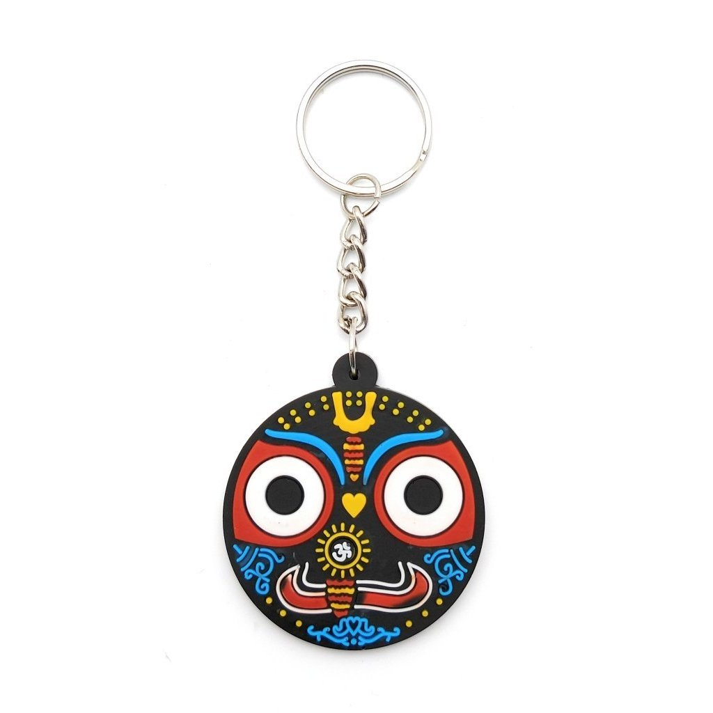 Jagannath Keychain 2 pcs